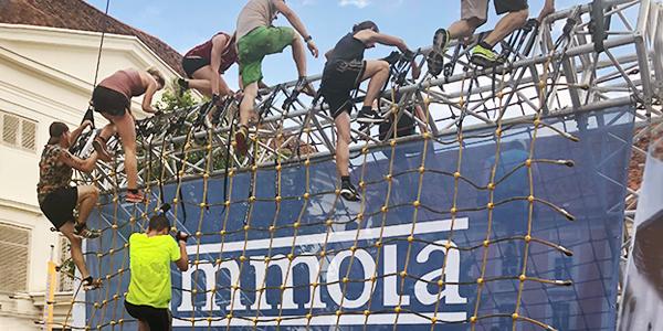 Immola Grazathlon Action 2018